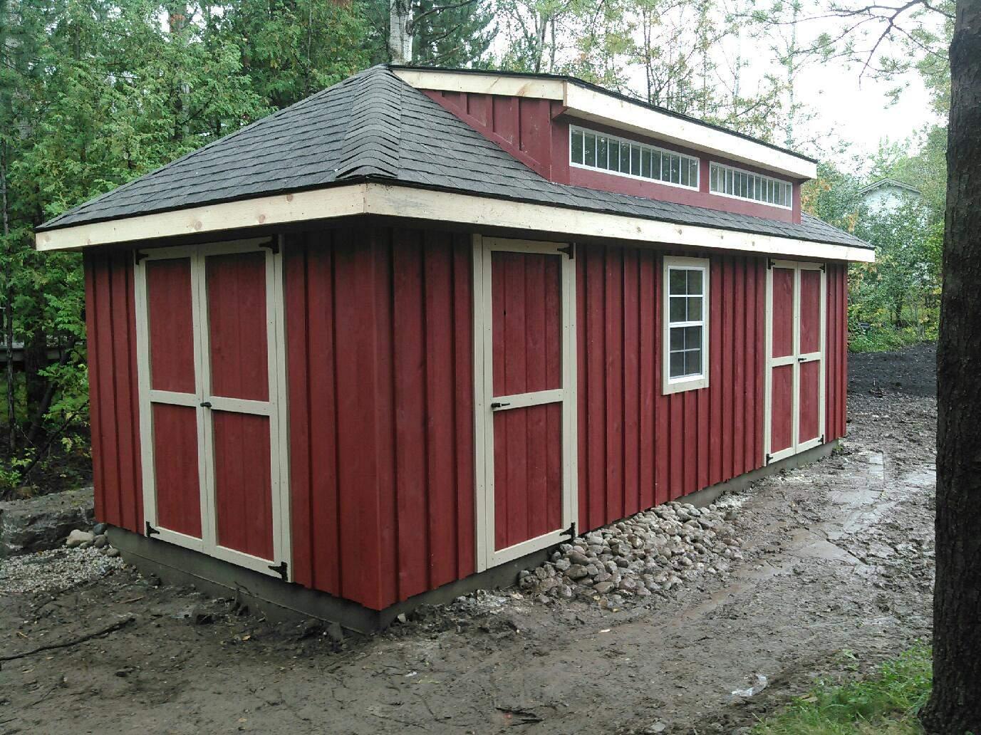 denco storage sheds custom garden sheds