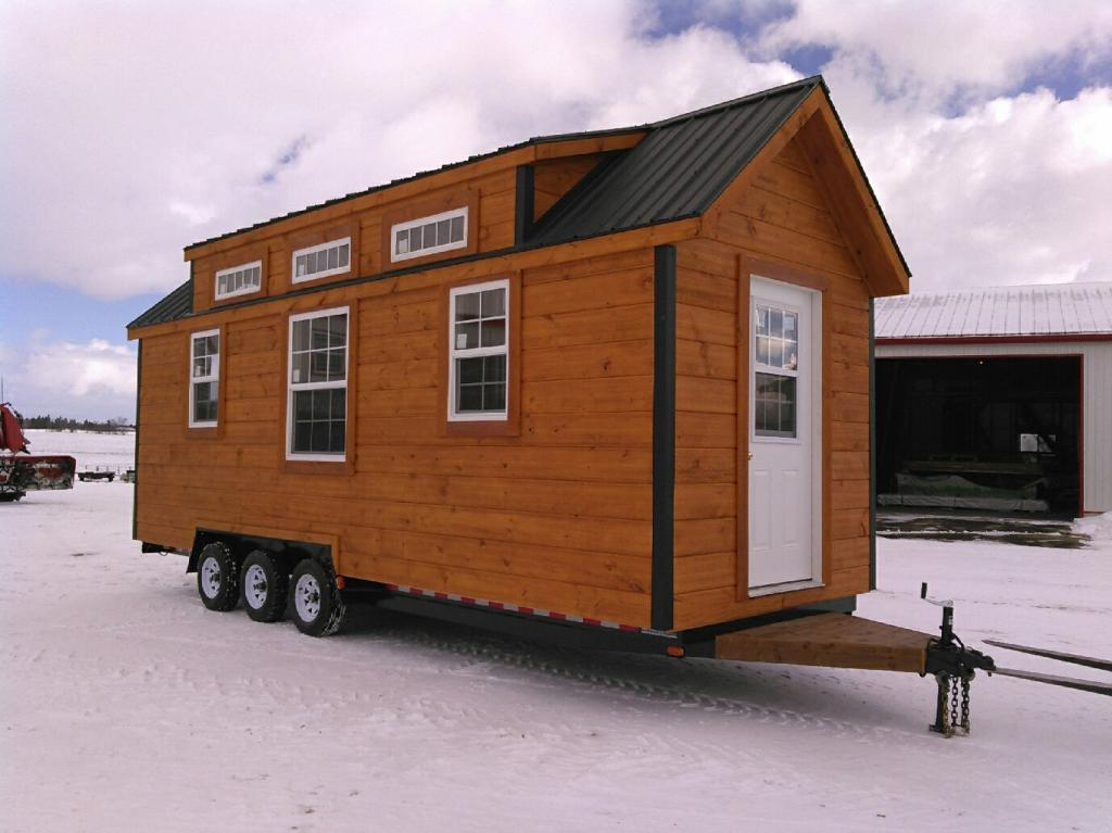 Latest Small Mobile Houses.
